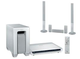 DAV-SR2//K-DVD Home Theatre Systems