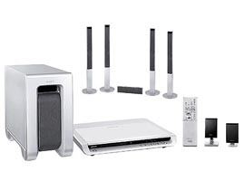 DAV-SR4W//K-DVD Home Theatre Systems