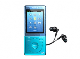 NWZ-E474/L-Walkman® Digital Media Players-E Series