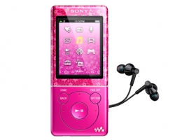 NWZ-E473/P-Walkman® Digital Media Players-E Series