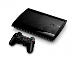PlayStation®3 250GB (Charcoal Black)-PlayStation®3-Console