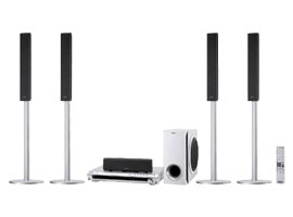 DAV-DZ550//C-DVD Home Theatre Systems