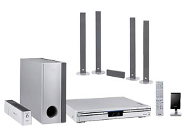 -DVD Home Theatre Systems