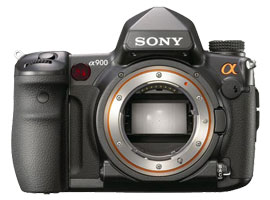 DSLR-A900-Interchangeable Lens Camera-DSLR-A900