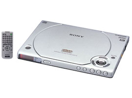 DVP-F5/S-DVD Players