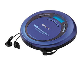 D-EJ621/L-CD WALKMAN®