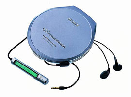D-EJ925-CD WALKMAN®