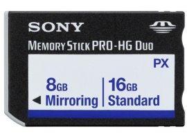 MS-PX16/T-Memory Stick/SD Memory Card-Mirroring Memory Stick