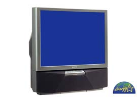 KP-EF41SN-CRT Projection TV