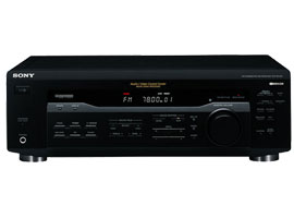STR-DE345-Hi-Fi Components-Receiver / Amplifier