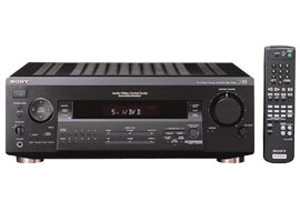 STR-DE525-Hi-Fi Components-Receiver / Amplifier