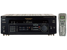 STR-DE535-Hi-Fi Components-Receiver / Amplifier