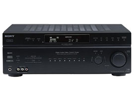 STR-DE598/B-Hi-Fi Components-Receiver / Amplifier