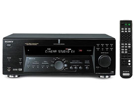 STR-DE675-Hi-Fi Components-Receiver / Amplifier