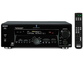 STR-DE875-Hi-Fi Components-Receiver / Amplifier