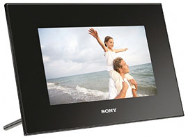 DPF-D92-S-Frame Digital Photo Frame-Standard