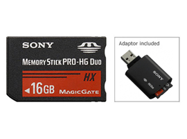 MS-HX16G-Memory Stick/SD Memory Card-Memory Stick PRO-HG Duo™
