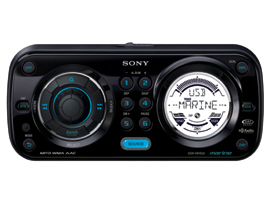 CDX-H910UI-Marine Head Unit