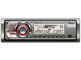 CDX-M60UI-Marine & Outdoor Head Units