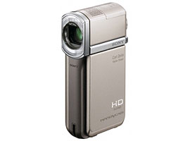 HDR-TG5VE-Handycam® Camcorder-Flash / Memory Stick