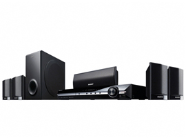 DAV-TZ200-DVD Home Theatre System
