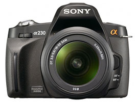 DSLR-A230L-Interchangeable Lens Camera-DSLR-A230