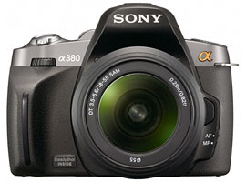 DSLR-A380L-Interchangeable Lens Camera-DSLR-A380