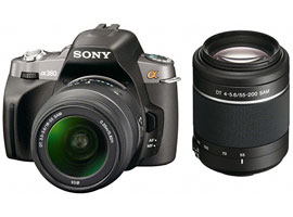 DSLR-A380Y-Interchangeable Lens Camera-DSLR-A380