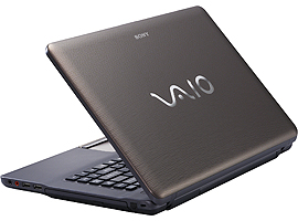 VGN-NW15G/T-VAIO&reg Notebook & Computer-NW Series