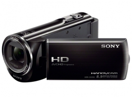 HDR-CX290E-Handycam® Camcorder-Flash / Memory Stick