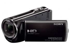 HDR-CX280E-Handycam® Camcorder-Flash / Memory Stick