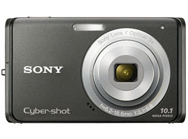 DSC-W180/B-Digital Camera-W Series