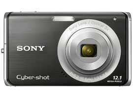 DSC-W190/B-Digital Camera-W Series