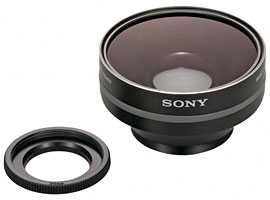 VCL-HGA07-Handycam® Accessories-Lens & Filter
