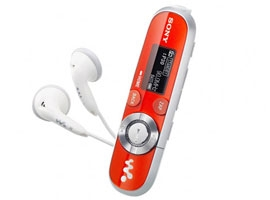 NWZ-B143F/D-Walkman® Digital Media Players-B Series