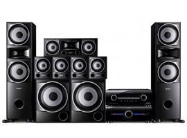 HT-DDW7600-Home Theatre Component Systems