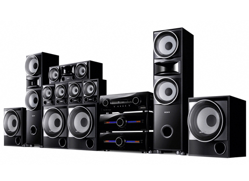 Archived Ht Ddw8600 Home Theatre Component Systems