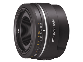 SAL50F18-Interchangeable Lens-Fixed Focal Length