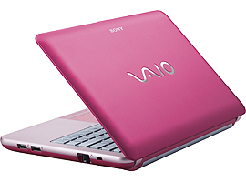 VPCW126AG/P-VAIO™ Laptops & Computers-W Series