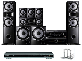 STR-K5500SW/K68P1-Home Theatre Component System
