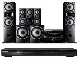 STR-K5500SW/NS718HP-Home Theatre Component System