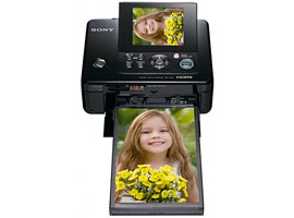DPP-FP97/B-Digital Photo Printer