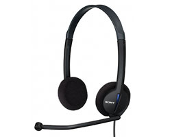 DR-210DP-Headphones-PC Headset Headphones