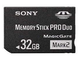 MS-MT32G-Memory Stick/SD Memory Card-Memory Stick PRO Duo™