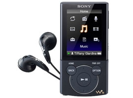 NWZ-E445/B-Walkman® Digital Media Players-E Series