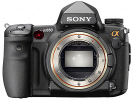DSLR-A850-Interchangeable Lens Camera-DSLR-A850