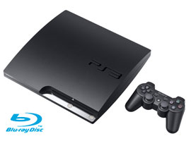 250GB PlayStation®3-Console