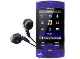 NWZ-S545/V-Walkman® Digital Media Players-S Series