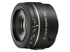 SAL30M28-Interchangeable Lens-Fixed Focal Length