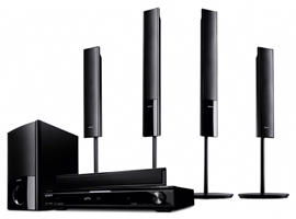 HT-SF360-Home Theatre Component System